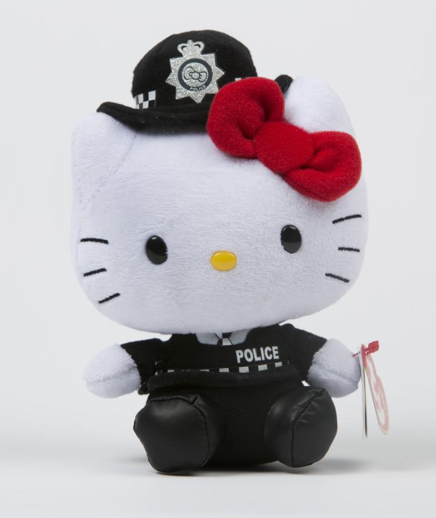 Hello Kitty Police Constable